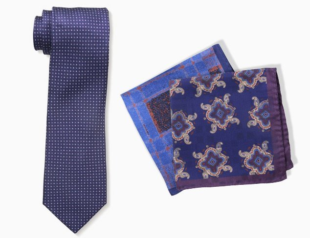 Up to 70 Off Ties feat. YSL at MyHabit