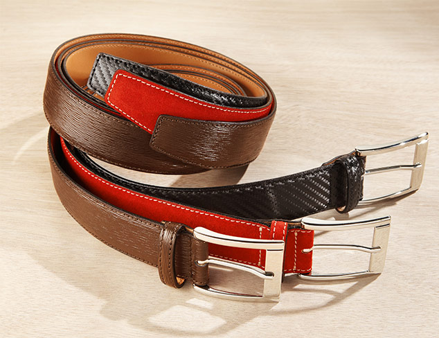 All in the Details Belts at MyHabit