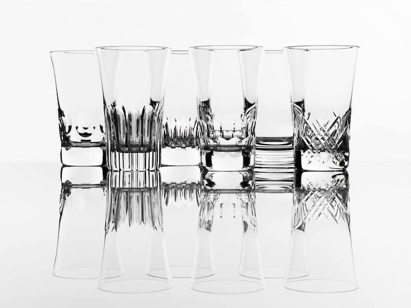 Baccarat Set Of 6 Everyday Grande Highball Glasses
