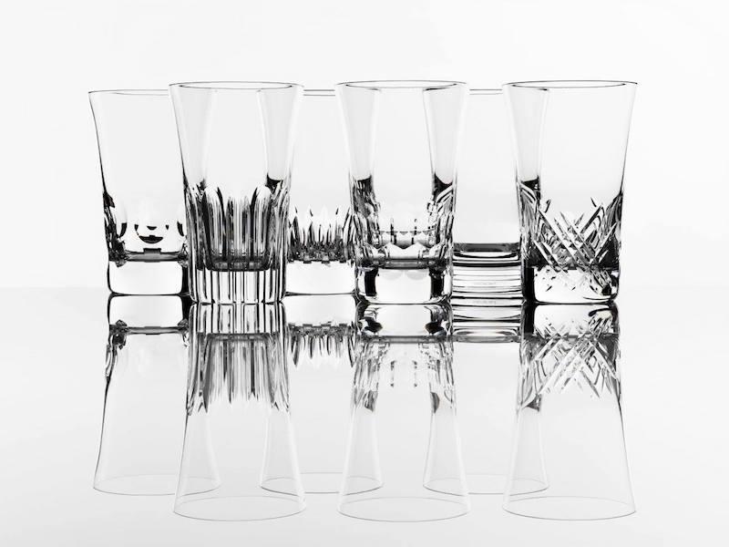 Baccarat Set Of 6 Everyday Grande Highball Glasses