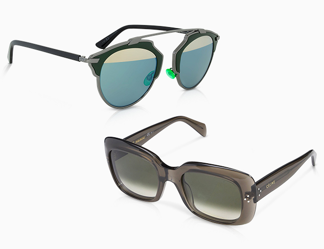 Designer Sunglasses feat. Christian Dior at MyHabit