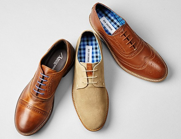 Keep It Casual Loafers, Boots & More at MyHabit