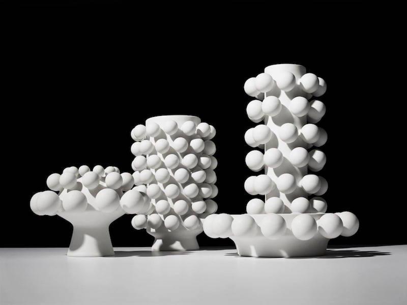 Klein Reid Nimbus Wide Vase