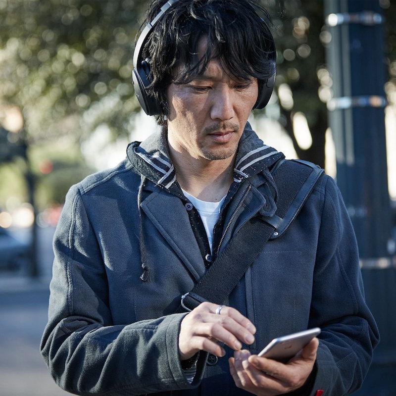 Bose QuietComfort 35 Wireless Headphones Black