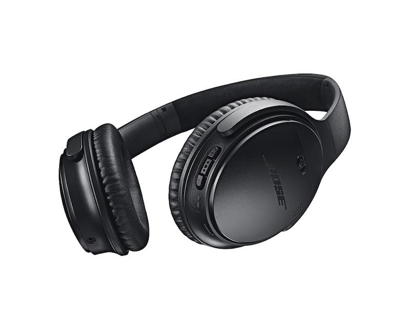 Bose QuietComfort 35 Wireless Headphones Black_1