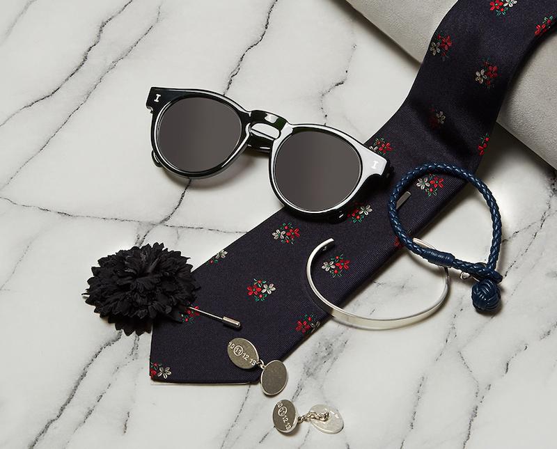 Illesteva Leonard Mirrored-lens Sunglasses