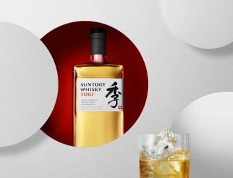 The House of Suntory Introduces Suntory Whisky Toki