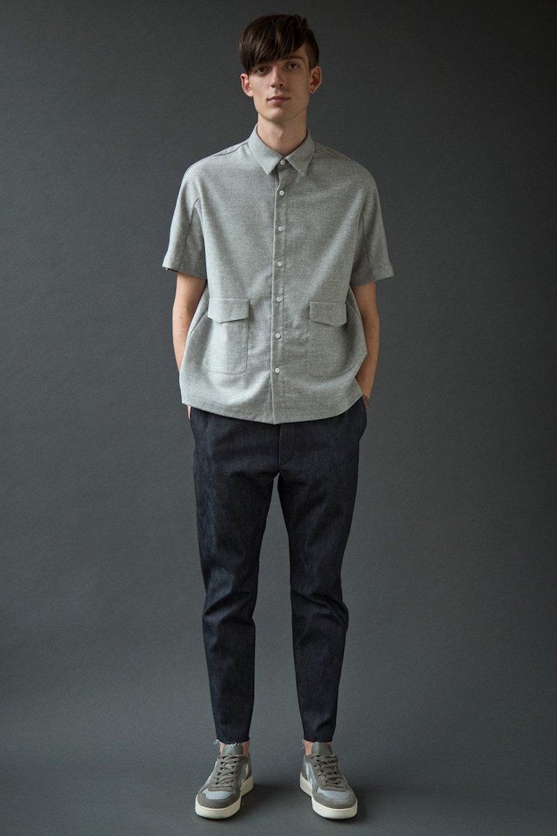 Mohsin Altmann Short Sleeved Shirt