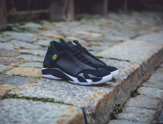 "Shoe of the Day // Jordan Brand Air Jordan 14 Retro ""Indiglo"""