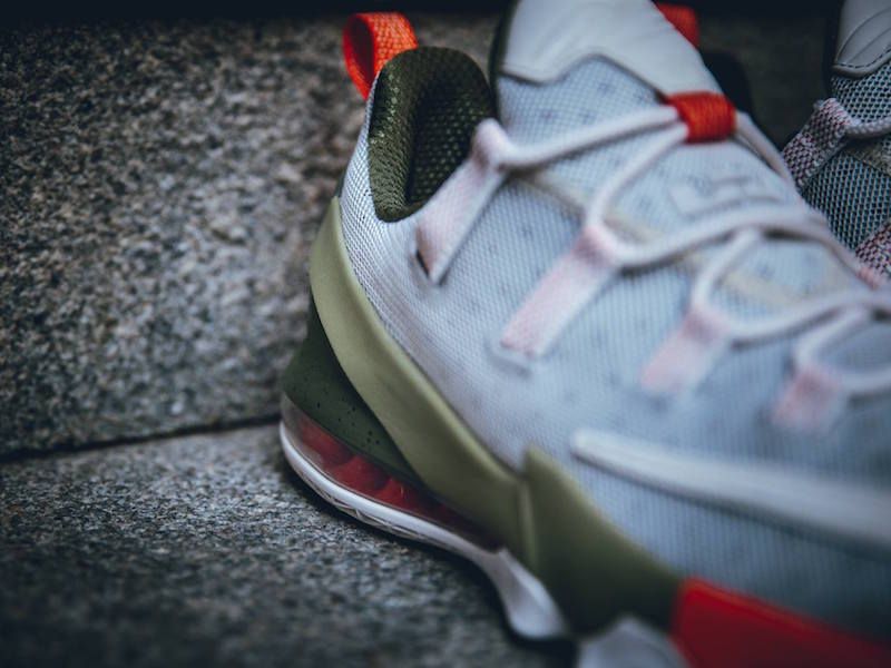 Nike Lebron XIII Low Limited in Phantom Olive_2