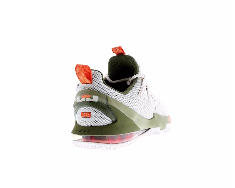 Nike Lebron XIII Low Limited in Phantom Olive_5