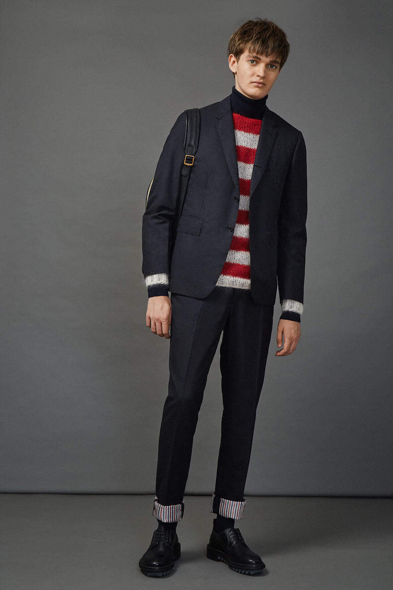 Thom Browne Classic 120s Two Piece Suit