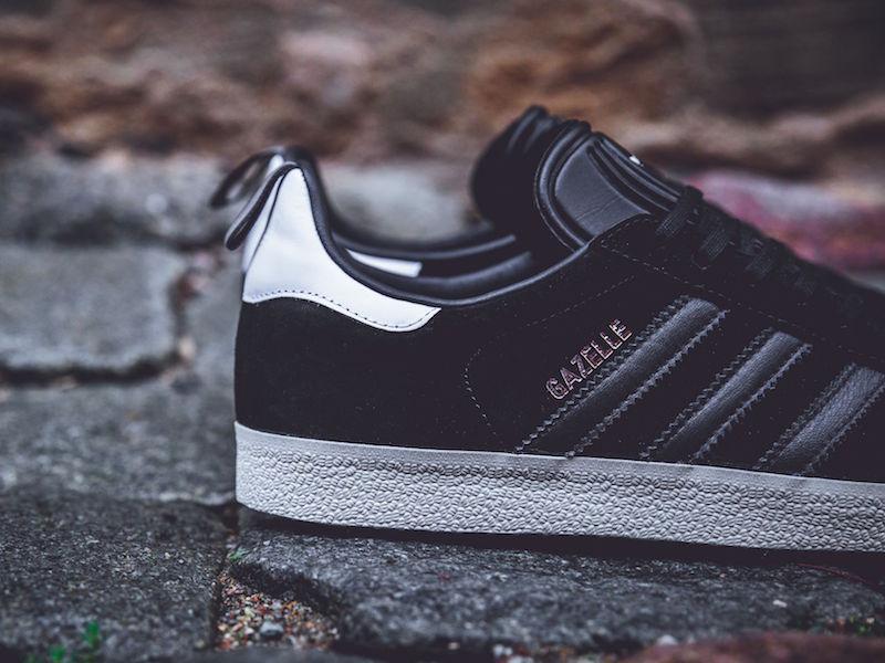 adidas Originals Gazelle Ostrich Core Black_2