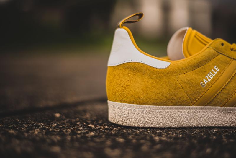 adidas Originals Gazelle Ostrich Nomad Yellow_2