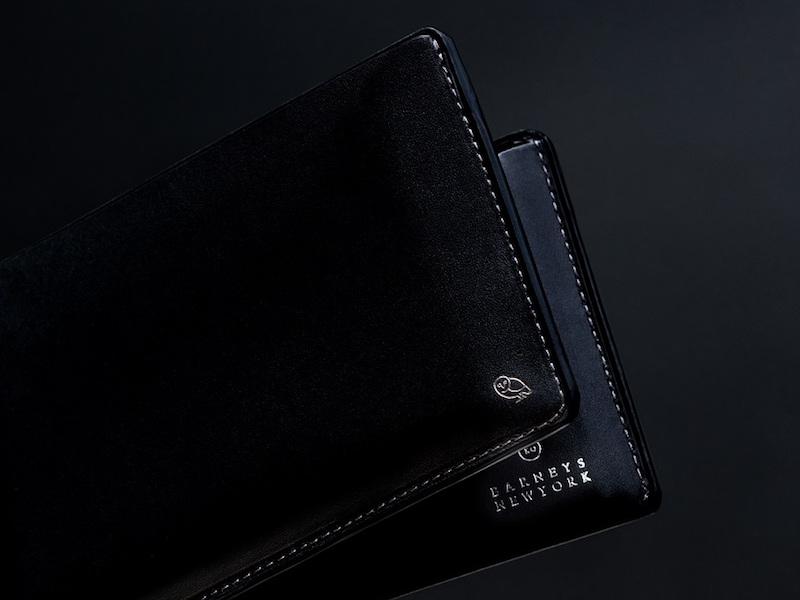 Bellroy XO Barneys New York Slim Sleeve Folding Card Case