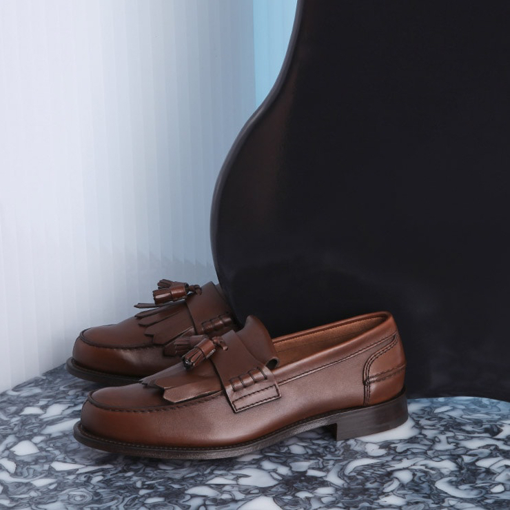 Church Oreham Leather Loafers