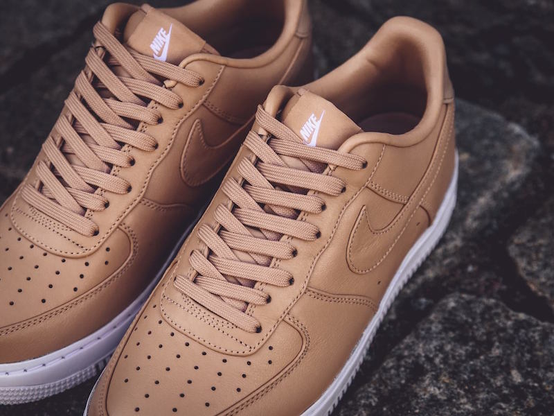 NikeLab Air Force 1 Low Vachetta Tan_1