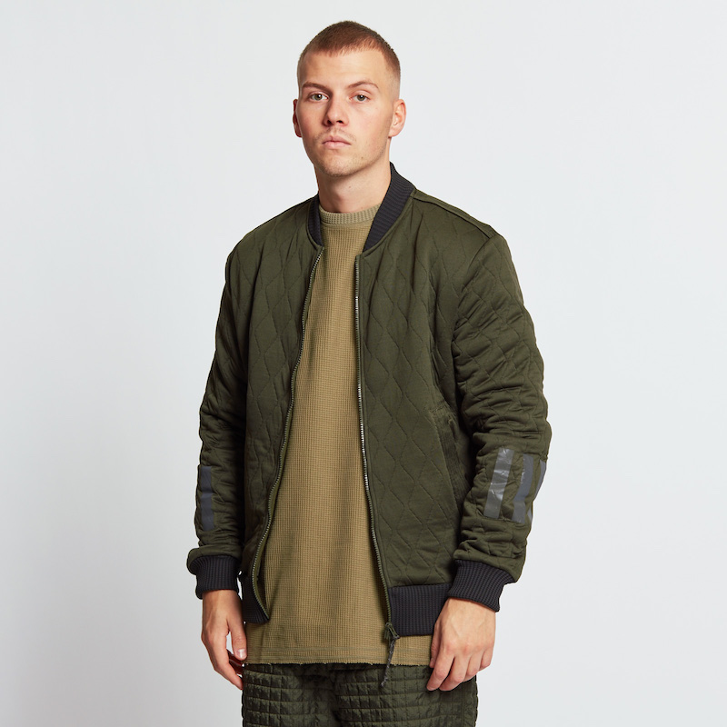 adidas Day One Tech Bomber Jacket