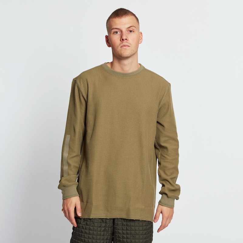 adidas Day One Waffle Sweatshirt
