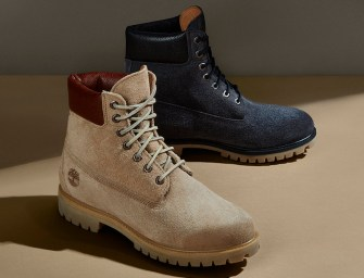 BNY Sole Series // Timberland 6-Inch Boots