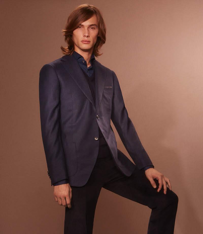 Cifonelli Neat Wool Sportcoat