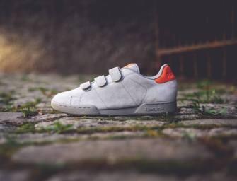 Shoe of the Day // Livestock x Reebok NPC Straps CN