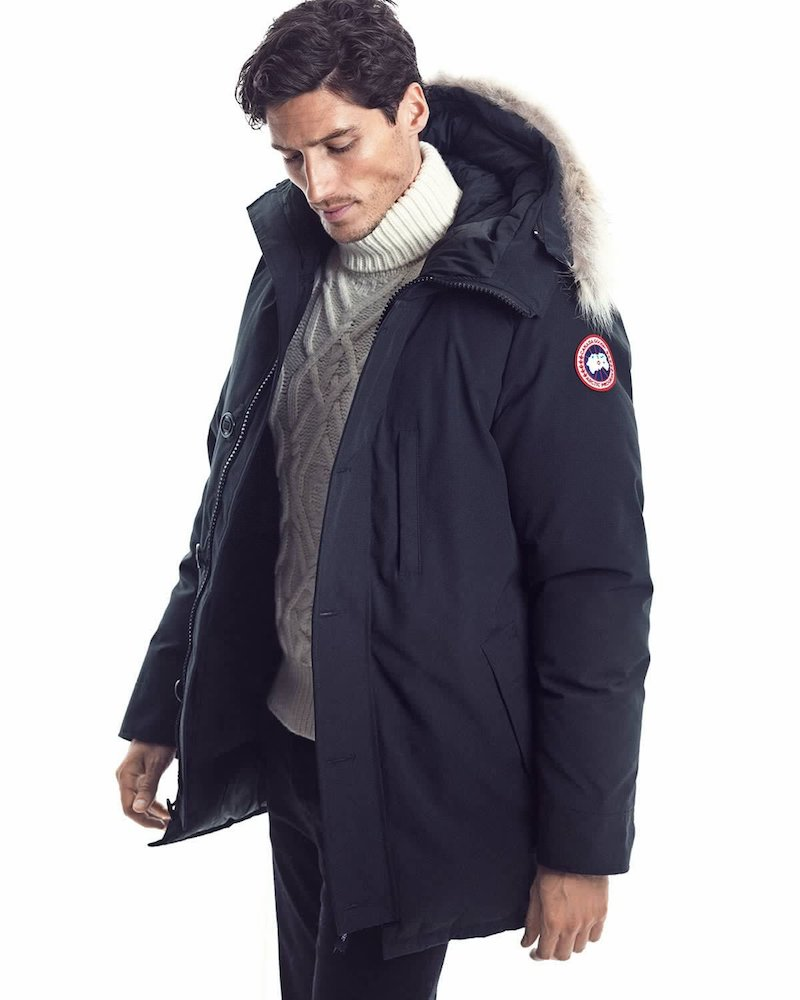 Canada Goose Chateau Parka with Fur Trimmed Hood