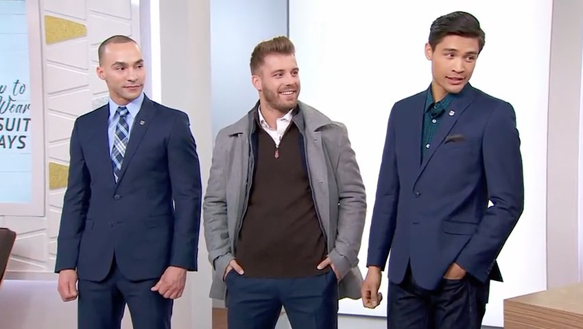 How to Wear 1 Suit 3 Ways