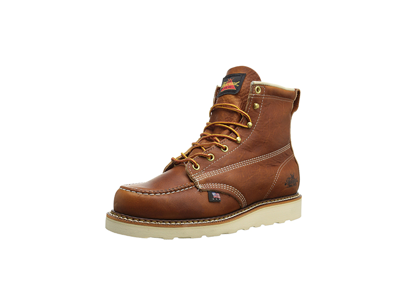 "Thorogood 814-4200 American Heritage 6"" Moc Toe Boot"