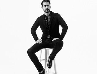 For The Moment: Ralph Lauren Purple Label Spring 2017 Menswear Lookbook at Barneys New York