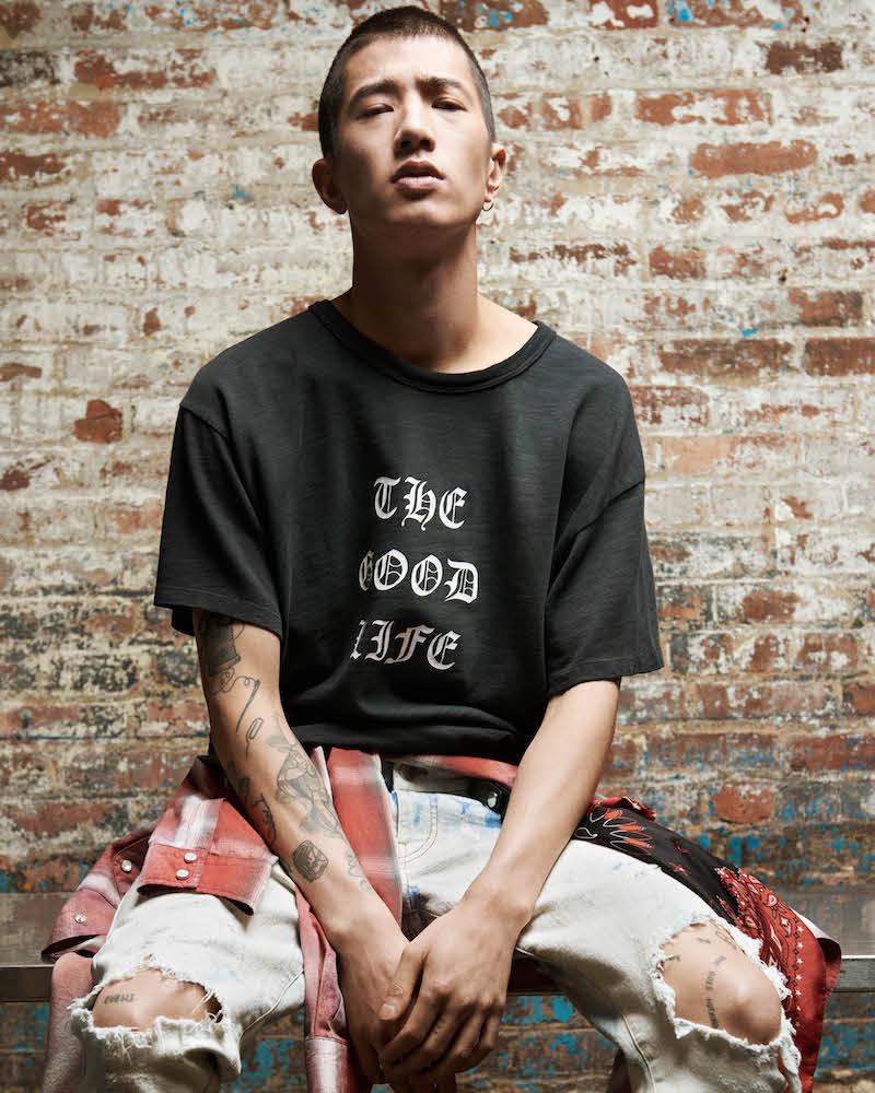 AMIRI The Good Life Jersey T-Shirt