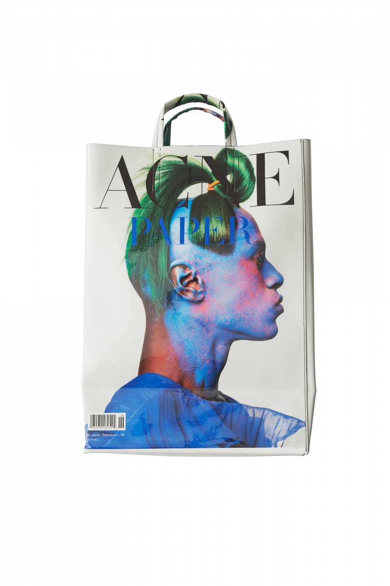 Acne Studios Baker Shopper Bag