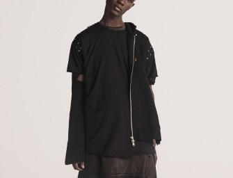 MATCHESFASHION The Style Report // Balmain Fall 2017 Menswear Lookbook