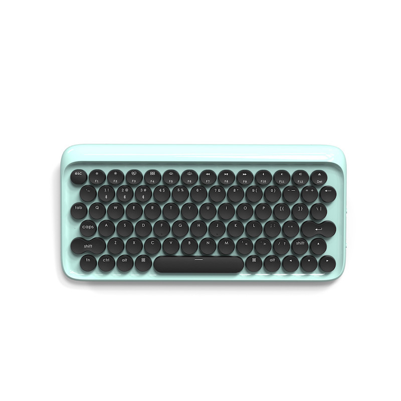lofree Wireless Mechanical Keyboard in Blue