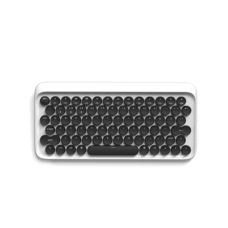 lofree Wireless Mechanical Keyboard in White