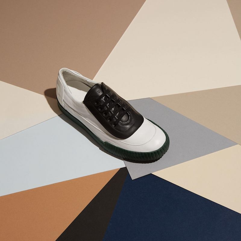 Marni Contrast-Sole Low-Top Trainers