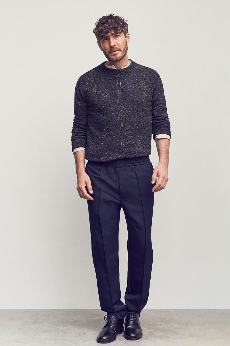 Helbers Crew-Neck Sweater