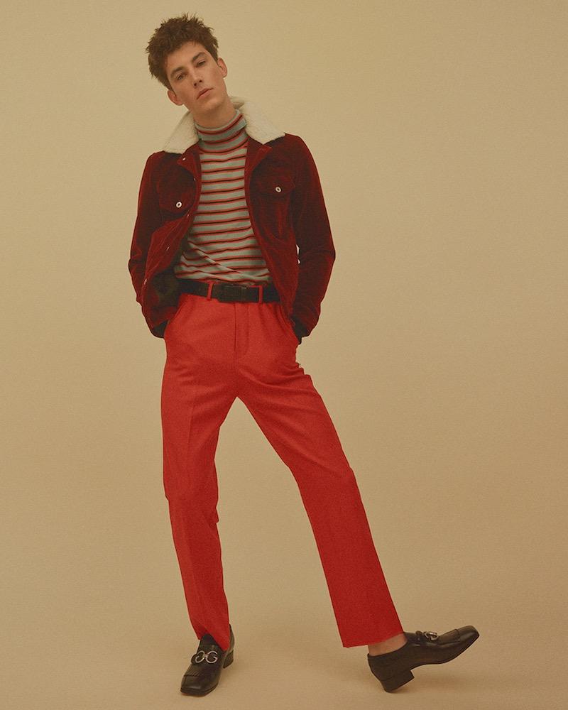 Danilo Paura 20cm Oversized Wool Gabardine Pants