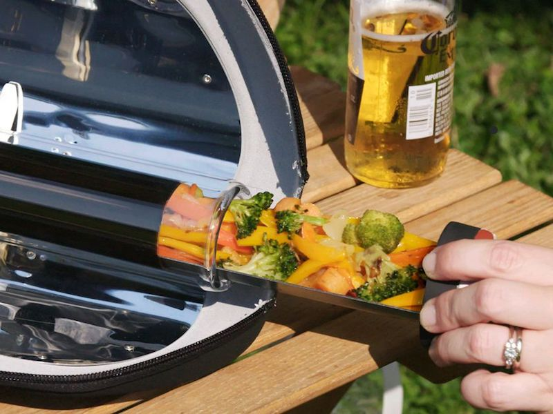 GoSun Go Portable Solar Cookers