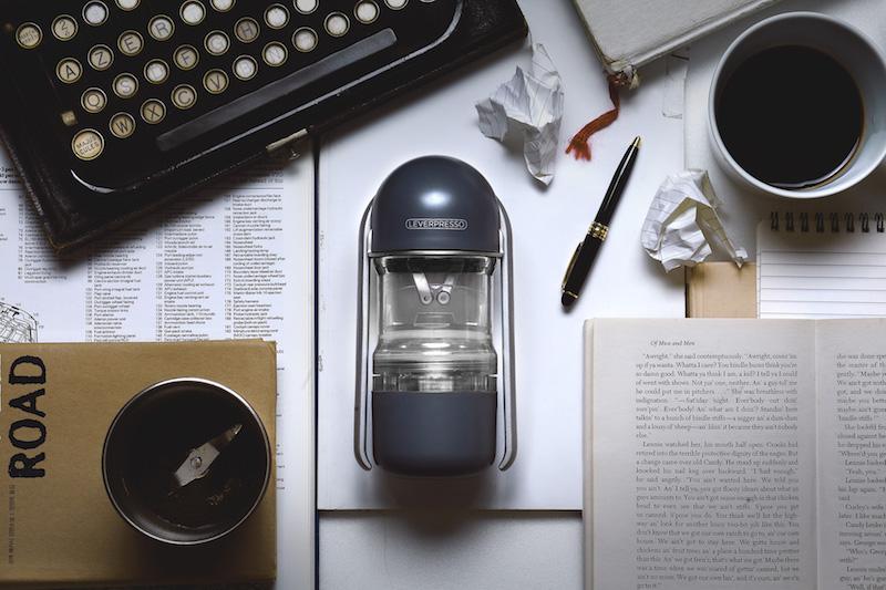 LEVERPRESSO Espresso Maker