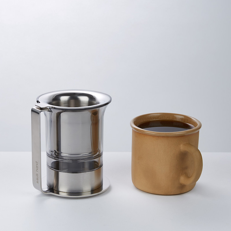 Lulu's Hand Coffee Brewer