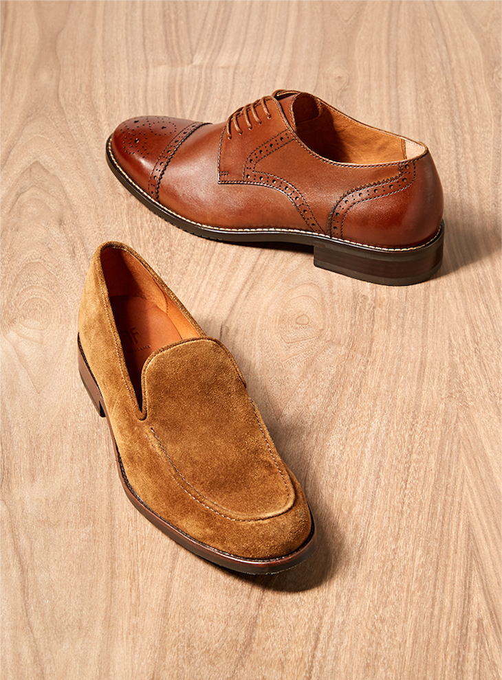New-Neutral Oxfords and Loafers