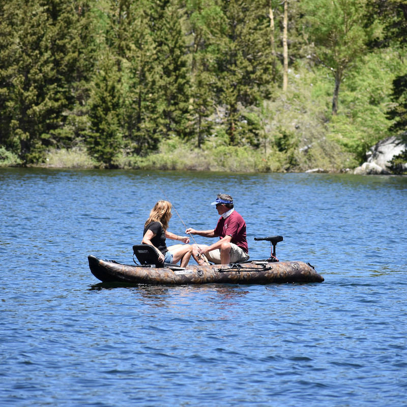 Scout Inflatables Scout365 Portable Inflatable Boat