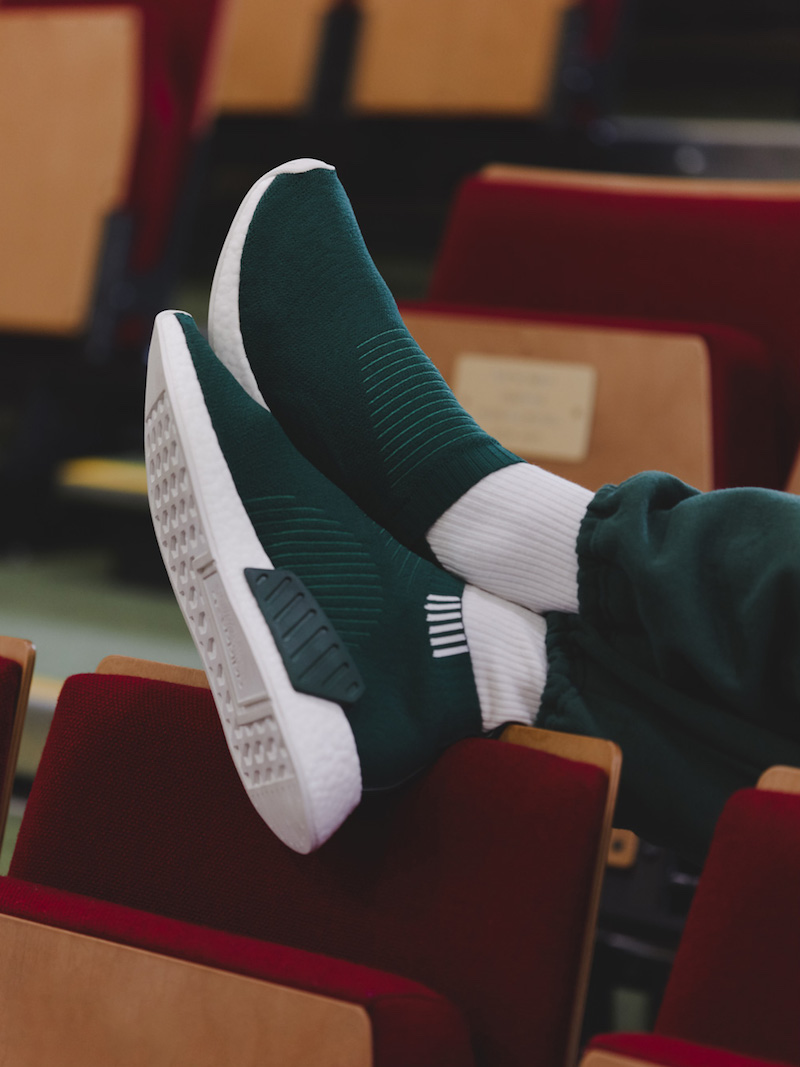 "Sneakersnstuff Exclusive adidas Originals NMD CS2 PK ""Class of 99"""