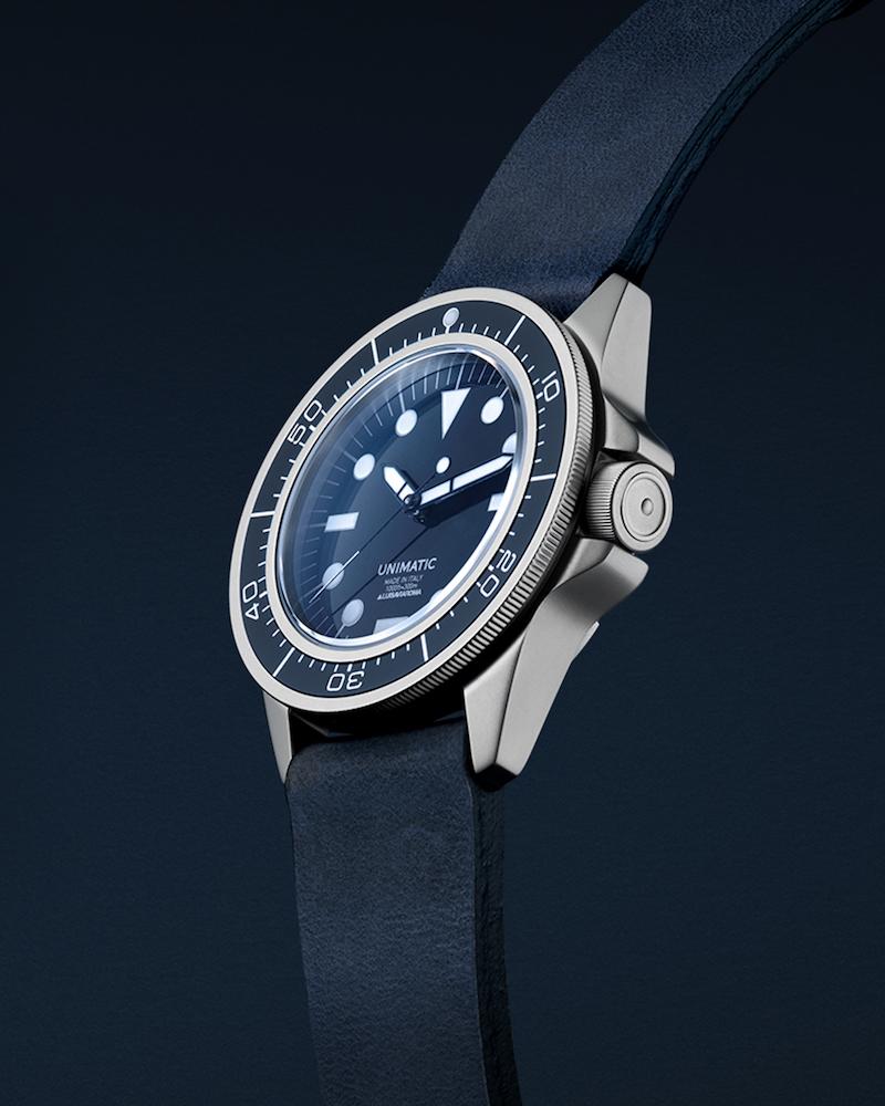 Unimatic x LUISAVIAROMA Modello Uno U1-L Watch