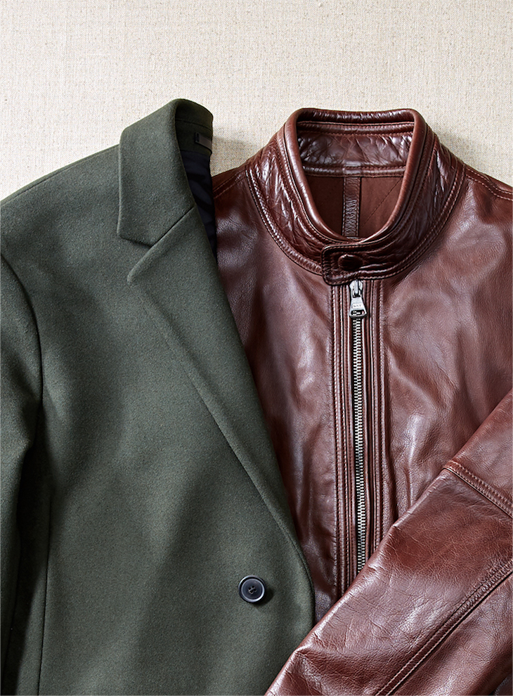 Wear-Over-Anything Jackets and Coats