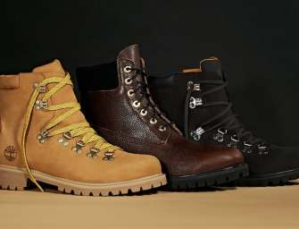 "BNY Sole Series // Timberland ""6-Inch"" & ""Authentic Hike"" Boots"
