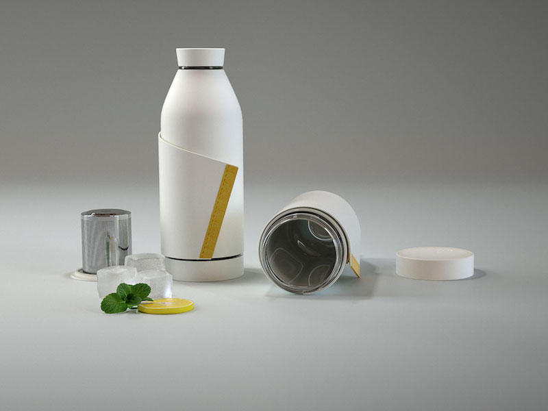 Closca Bottle + App Redefining How You Drink Water