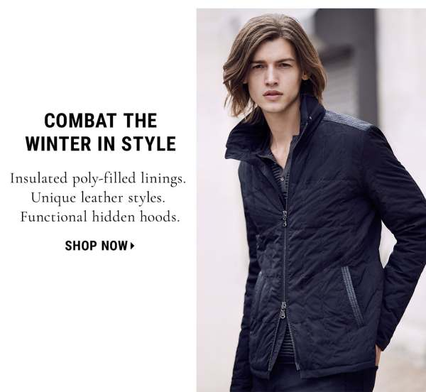 Combat the Winter in Style