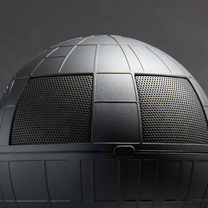 Plox Levitating Death Star Bluetooth Speaker